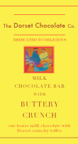 Milk Chocolate with Buttery Crunch